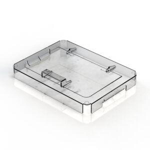 Lokk til plastkasser/IFCO 30x40cm