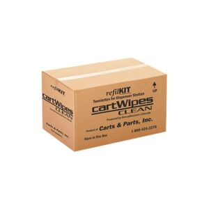 CartWipes våtservietter, 2*1200 stk