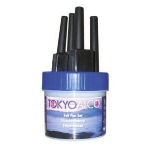 Tusjsett Tokyo ALCO BLÅ