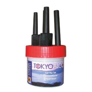 Tusjsett Tokyo ALCO RØD
