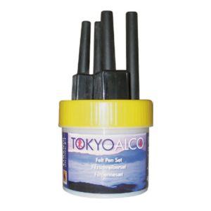 Tusjsett Tokyo ALCO GUL