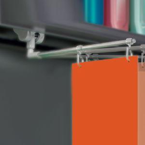 Magnetisk plakatholder m/ plastlomme A3, 10-pk