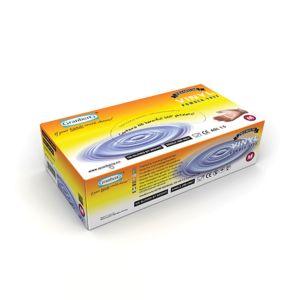 Engangshansker  XL, vinyl pudderfri, 100 stk