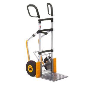 Sekketralle Premium m/luftgummihjul, 250 kg