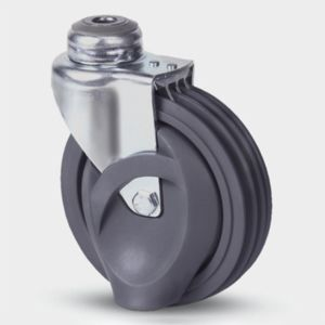 Rabtrolley tilbehør - Spesialhjul til rullebånd