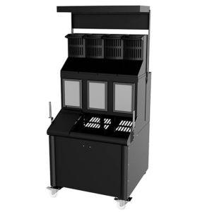 Løsvektsautomat manuell M104SSL