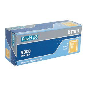 Stifter 13/8 til RAPID R23 stiftepistol, 5000 stk